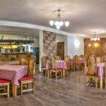 Egyedi bútor étterem
